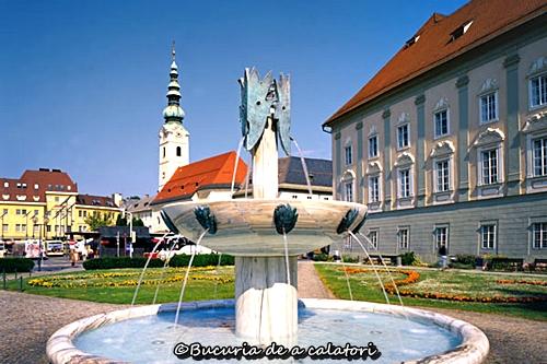 Klagenfurt_Landhaus1