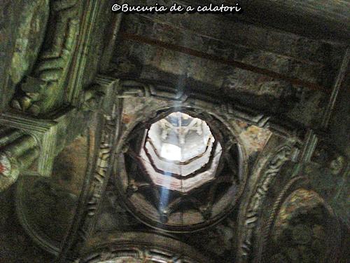 dragomirna.interior.cupola